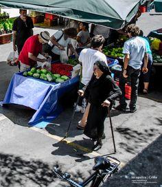 Street Food Market . |Λαϊκή Αγορά Ιεράπετρας .