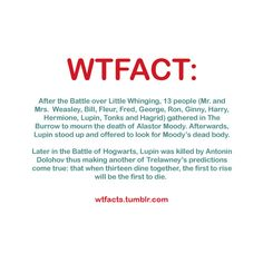 harry potter facts   Tumblr ❤ liked on Polyvore