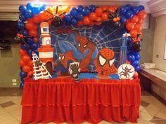 Homem Aranha (Festa) Spider Man (Party)