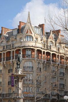 Constant Lemaire - Paris