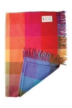 Lambswool Throw (WR73), by Avoca