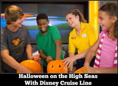 Disney Cruise Line Halloween on the High Seas  #DCL