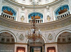 Pavlovsk Palace. Russia. www.victortravelblog.com/2012/06/06/pavlovsk-palace-tsarskoe-selo/