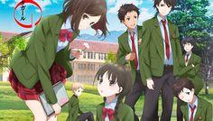 [FFF] RDG: Red Data Girl BD Batch English Sub | Small Anime Subtitle