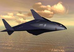 Aurora Hypersonic Jet  Top Secret Airplanes