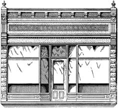 Vintage Store Front Image