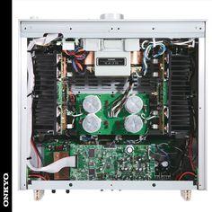 A-9000R - Zintegrowany wzmacniacz stereo
