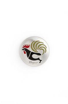 SALVATORE FERRAGAMO Brass Roster Pin. #salvatoreferragamo #