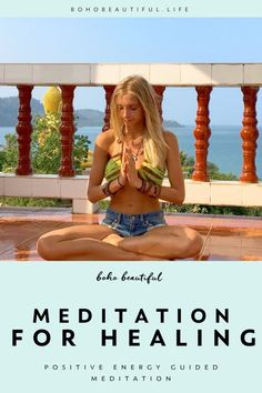 This guided meditation is focused on healing that which is troubling your body o… – Yoga Expert Guided Meditation, Meditation Mantra, Meditation Methods, Meditation For Anxiety, Types Of Meditation, Meditation For Beginners, Meditation Benefits, Healing Meditation, Meditation Practices