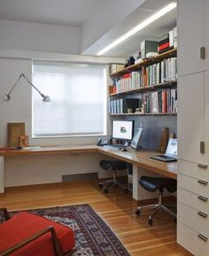 really nice home office, but not sure about the chairs.. does anyone have this type of chair? is it comfy?