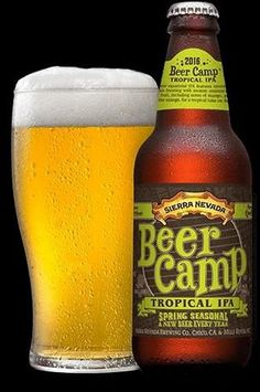Sierra Nevada Brewing Company's Beer Camp Tropical IPA