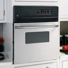 "SB1-JRS06SKSS 24"" Electric Single Standard Clean Wall Oven"