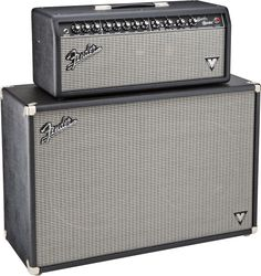 My first band played through this and a Bassman. Sweet.