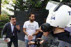 #Revolution #TurkishSpring #GeziPark #Istanbul #TaksimSquare