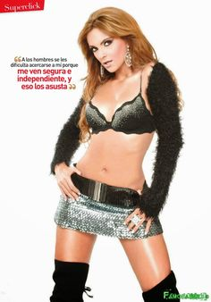 Mariana Seoane Superclick TvYNovelas | FamosasMex