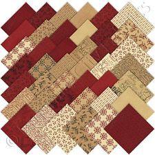"Moda Patchwork Garden Charm Packs 42 5"" Precut Cotton Quilt Quilting Squares Kit"