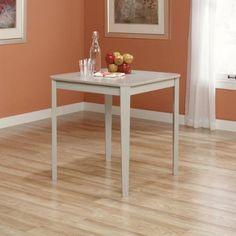 sauder original cottage dinette table multiple colors yellow