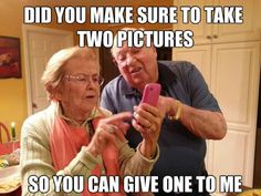 I have seen people do this!!! and they were younger than the ppl in the pic
