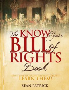 This book helps you gain a deep understanding of the Bill of Rights by walking you through the historical context needed to fully grasp and spirit and importance of key amendments and by sharing powerfully insightful quotes from the Founders and their peers.