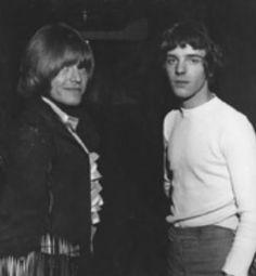 Brian Jones & Peter Frampton