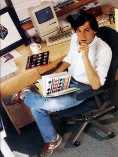 8 Grandes frases de Steve Jobs rumbo al éxito