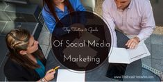 The Top Tactics and Goals of Social Media Marketing - Survey results from brands and businesses. | #SocialMedia #Marketing