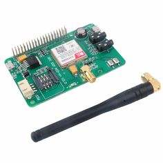 2pcs for Raspberry PI SIM800 Module GSM GPRS Add-on V2.3 with Antenna