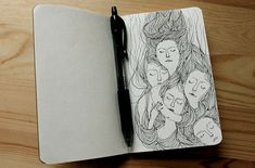 Journal drawing page | Flickr - Photo Sharing!