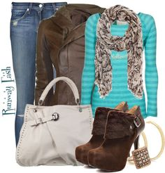 """Fall Fash"" by lunagitana on Polyvore"