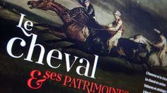 Le cheval et ses patrimoines - Ministère de la Culture Graphisme ©pepper only