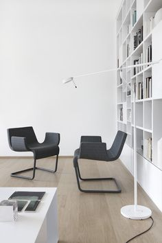 SKIP ARM chairs for Bonaldo