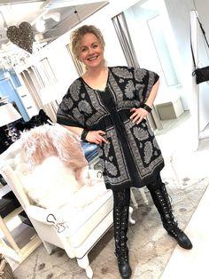 Tuotteet - Capri Collection kimono/tunika Lemonie - Mandy Fashion