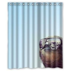 grey and green shower curtain. This sloth shower curtain will revolutionize your bathroom  Shower Curtain Details Printed in the Pinteres Something is crawling water CLAWS