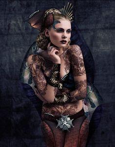 russian-queens-by-norman-cavazzana-2 via wicked-halo.com