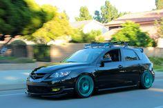 A flushed Mazdaspeed My Dream Car, Dream Cars, Mazda Mps, Mazda 3 Hatchback, Subaru Cars, High Performance Cars, Car Goals, Sweet Cars, Car Brands