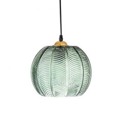 Bloomingville Ceiling Lamp Glass Green - The nostalgic Bloomingville ceiling lamp impresses with its Ceiling Lamp, Ceiling Lights, Home Grown Vegetables, Home Accents, Pendant, Glass, Kitchen Ideas, David, Design Ideas