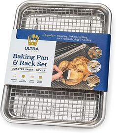 Amazon.com : baking pan Kitchen Butlers Pantry, Butler Pantry, Baking Pans, Pantry Room, Pantry