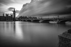 Westminster Before the Rain by Phillip Edwards on 500px