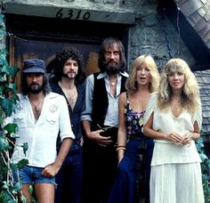Fleetwood Mac in their prime as trailblazing rock band
