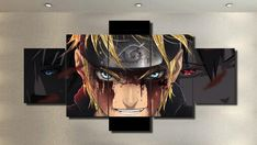 Everything on SALE & Free Worldwide Shipping! Canvas Painting Modular Poster 5 Pieces Naruto Wall Art Price: $ 25.00 & FREE Shipping #anime Buy Canvas, Anime Toys, Natural Disasters, South America, Dragon Ball, Art Price, Naruto, Action Figures, Nerd