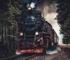 You all must have traveled by train. A train track passing through a bridge and a tunnel is very amazing. These are the most terrifying train track in the world Watercolor Landscape, Landscape Paintings, Landscape Drawings, Landscape Pictures, Emotional Clutter, Rail Transport, Ares, Online Travel, Landscaping Tips