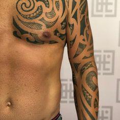 "Tattoo Potsdam Body Temple on Instagram: ""Auf auf in eine neue Tattoowoche ! #maoritattoo #kathipotsdam @body_temple_potsdam"" Body Is A Temple, Tribal Tattoos, Instagram, Fashion Styles, Potsdam, Woman"