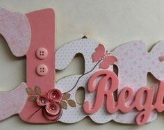 Clara Regina rosa porta maternidade