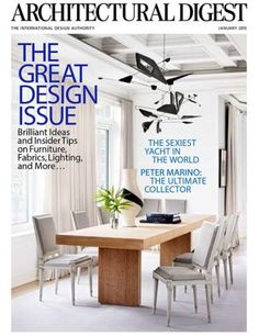 Find This Pin And More On Money Architectural Design Magazine
