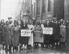 Labor Unrest: 1.During the 1920s, the following groups all held massive worker strikes in an attempt to improve working conditions and wages in their industries:1.Boston Police 2.Steel Mill Workers 3.Coal Miners