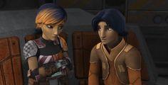 You should watch Star Wars Rebels