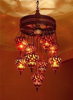 Palmyra Design, Turkish Lamp ♥⊱gorgeous⊰♥