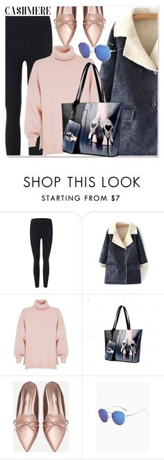 """""""cozy cashmere sweater"""" by paculi ❤ liked on Polyvore featuring TIBI and cashmere"""