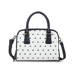 NWT - Merona® Light Blue Satchel Shoulder Handbag w/ Removable ...