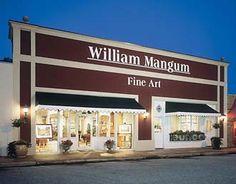 The William Mangum Art Gallery, Greensboro, North Carolina